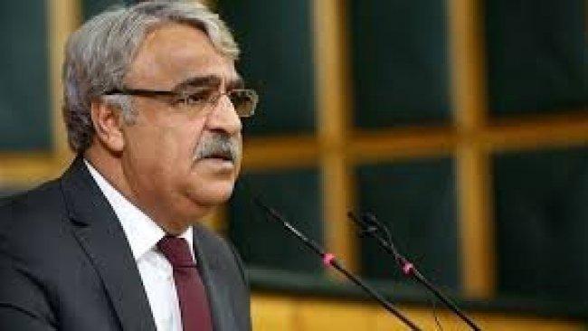 Mithat Sancar: İktidar, HDP'nin gücünü bizden iyi biliyor