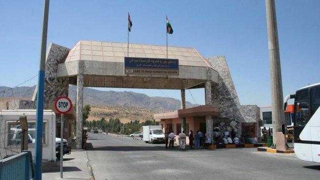 Kürdistan Bölgesi'ndeki 4 büyük sınır kapısı gidiş gelişlere açılacak