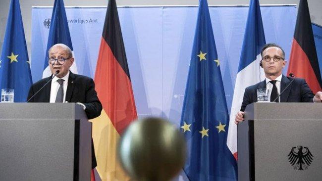 Almanya ve Fransa Türkiye'ye 1 hafta süre verdi