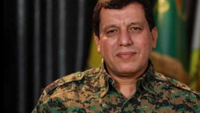 Mazlum Kobani: İsveç Dışişleri Bakanına katılıyoruz, Türkiye Suriye'den çıkmalı