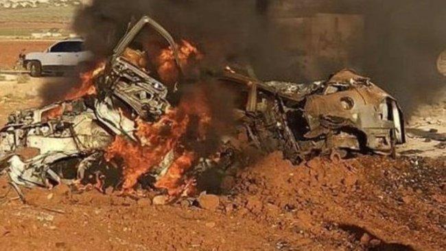 ABD, İdlib'de El Kaide'yi vurdu