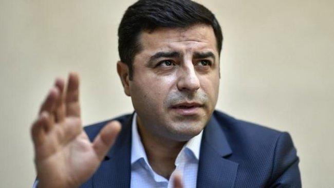Demirtaş: Erdoğan benden korktuğu için cezaevinde tutuyor