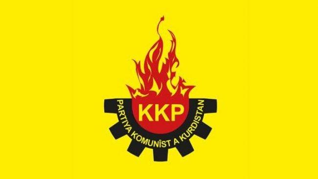 Kürdistan Komünist Partisi: PDK'ye ve Kürdistan Bayrağı'na Saldırıyı Lanetliyoruz!