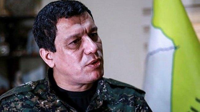 Mazlum Kobani'den Kürdistan Bayrağı'nın yakılmasına tepki