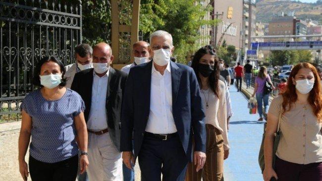 Ahmet Türk, Kobane Soruşturması kapsamında ifadeye çağrıldı