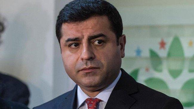 Selahattin Demirtaş: Kobane üzerinden HDP'ye kumpas kuruluyor