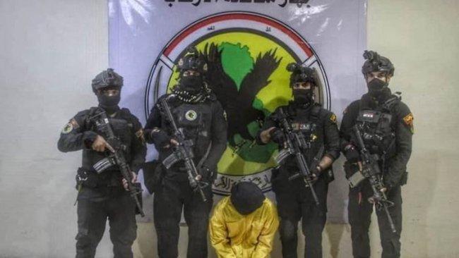 Kerkük'te IŞİD'e yönelik operasyon