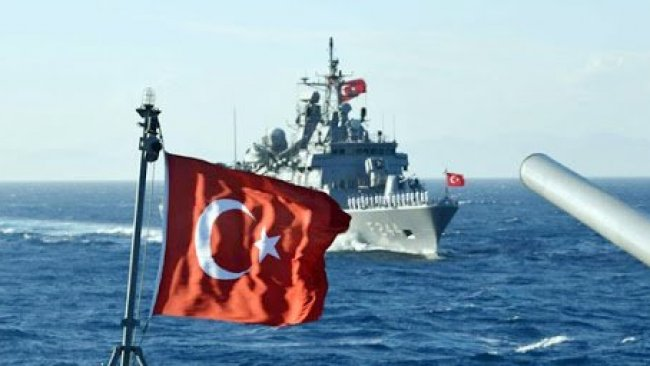 Türkiye'den Ege'de iki ayrı NAVTEX ilanı