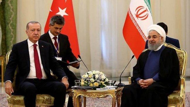 Erdoğan ile Ruhani, Ermenistan-Azerbaycan gerilimini görüştü