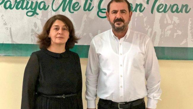 HDP Diyarbakır İl eşbaşkanlarına gözaltı