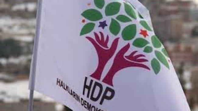 HDP'li 11 vekil hakkında 25 dokunulmazlık dosyası