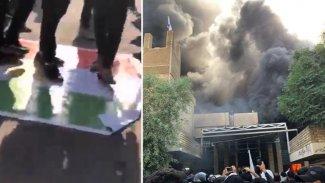 Kürdistan Bayrağı'nın ve KDP Binasının Yakılması Üzerine…