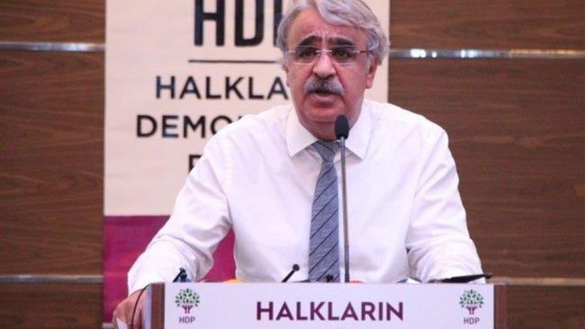 Sancar Diyarbakır'da: Hedefimiz bütün Türkiye'de büyük bir barış hareketi kurmaktır