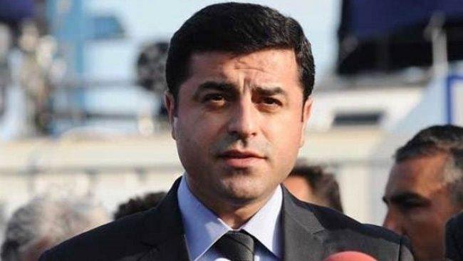 Selahattin Demirtaş'tan Kobane tutuklamaları için uyarı