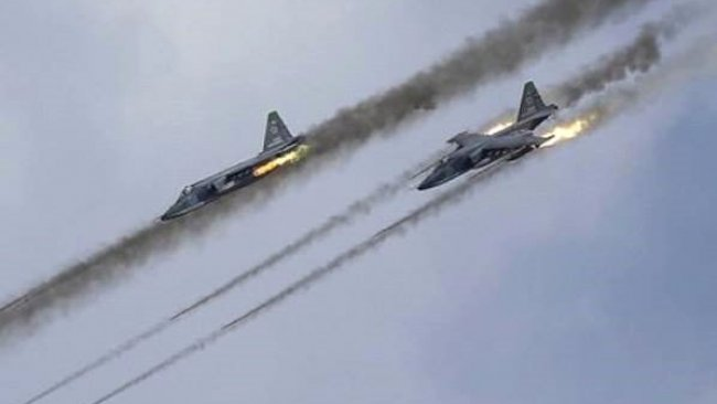 ABD'den İdlib'de El Kaide uzantılarına hava saldırısı