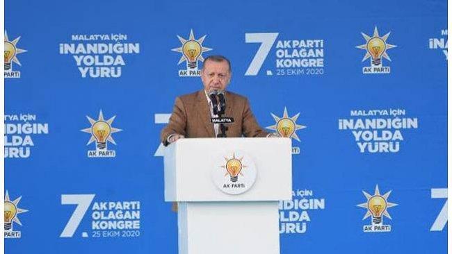 Erdoğan'dan ABD'ye: Siz kiminle dans ettiğinizin farkında değilsiniz, yaptırımın neyse geç kalma