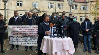 Êzidîlerden Şengal Anlaşması'na karşı ortak deklarasyon