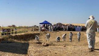 Şengal'de Kürt kadınlarına ait toplu mezar bulundu