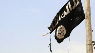 Sere Kaniye'de IŞİD bayrağı açan kişi gözaltına alındı