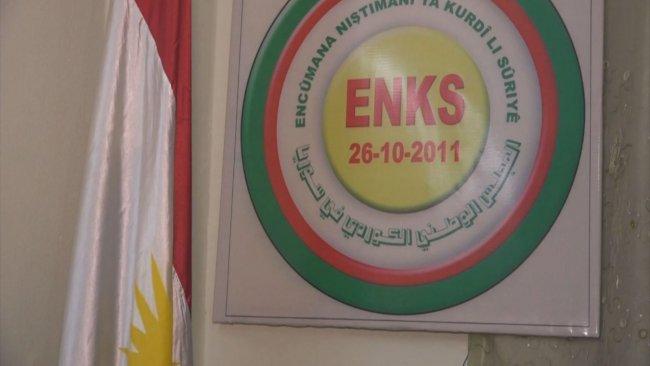 ENKS: Halkın Kürt diyaloğuyla ilgili beklentileri karşılanacak