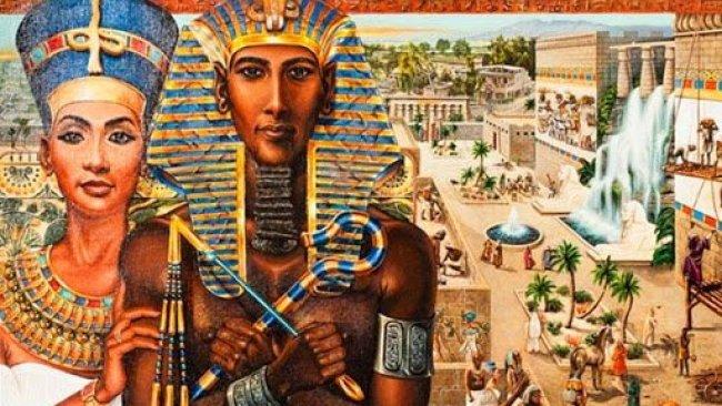Occo Mahabad yazdı | Antik Mısır'ın Mitanni Kraliçeleri