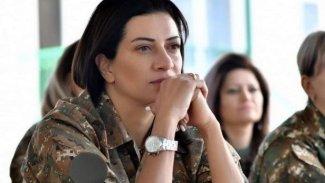 Ermenistan Başbakanı'nın eşi cepheye gidiyor