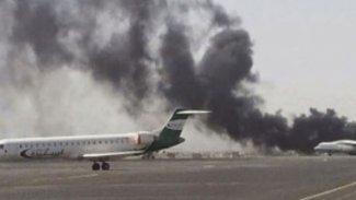 Suudi Arabistan'da Havalimanı'na SİHA saldırısı!