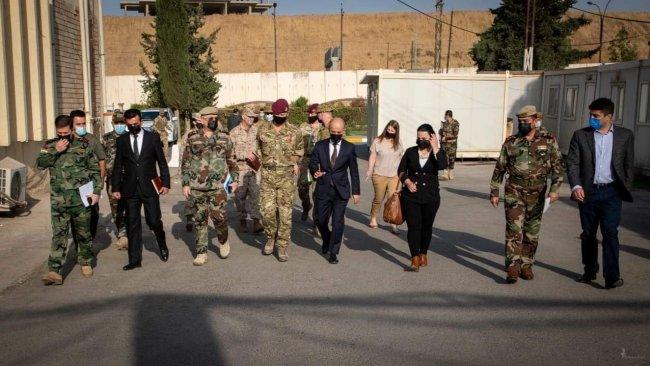 Peşmerge ile Irak ordusu ortak merkez kuruyor