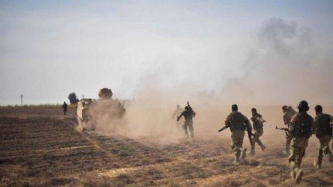 Serêkaniyê'de SMO mensupları arasında çatışma