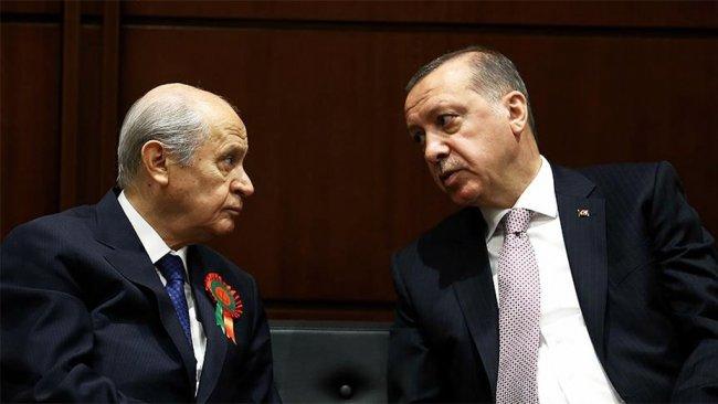 'Bahçeli, seçime giderken Erdoğan'ı ortada bırakacak'