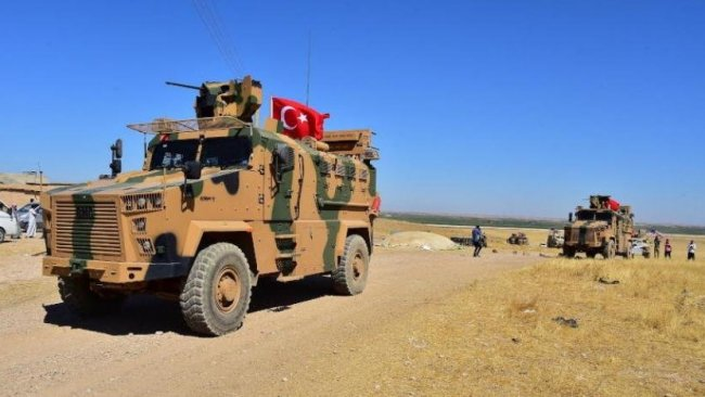Türkiye Rojava'da yeni bir operasyona mı hazırlanıyor?