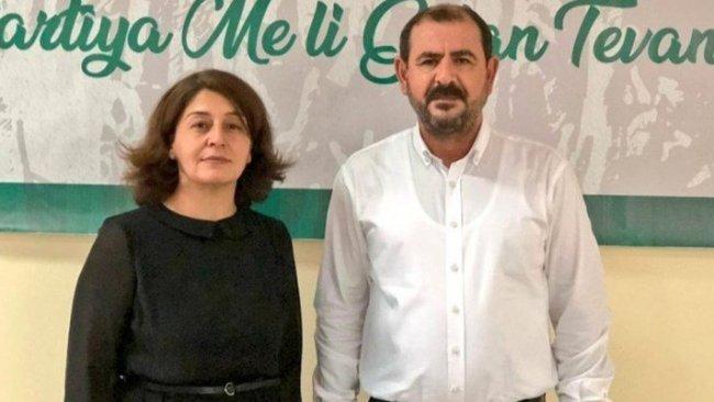 HDP Diyarbakır il eş başkanları tutuklandı