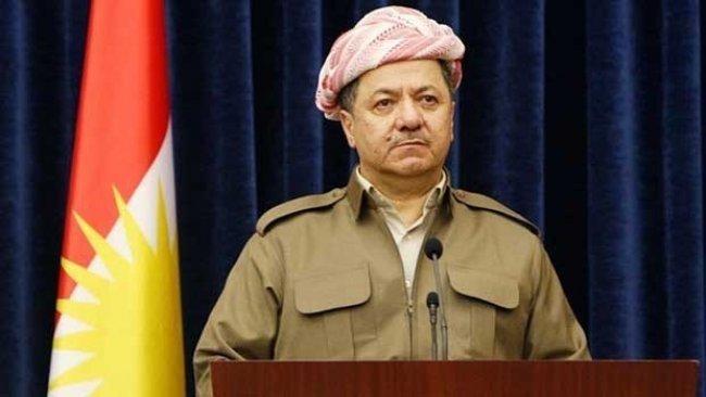 Başkan Barzani: Büyük üzüntü duydum