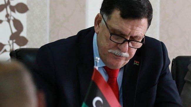 Libya UMH Başbakanı Serrac istifa kararından vazgeçti