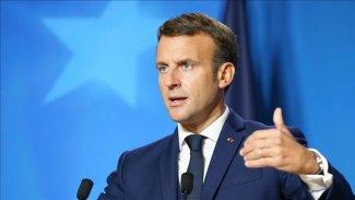 Macron: Karikatürlerin şoke edici etkisi olabilir ancak...