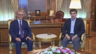 Neçirvan Barzani: Necmeddin Kerim Kürdistan halkının hafızasında hep canlı kalacak