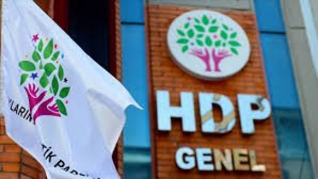HDP'den 1 Kasım Dünya Kobanê Günü açıklaması