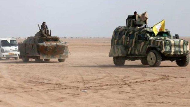 Rojava'da DSG Komutanı'na suikast girişimi!