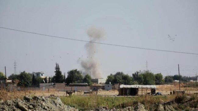 Rojava'da bombalı saldırı!