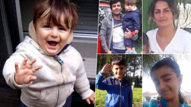 Fransa'da boğulan Kürt ailenin cenazesi Rojhilat'a getirilecek