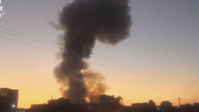 Serekaniye'de patlama: 1 ölü, 3 yaralı