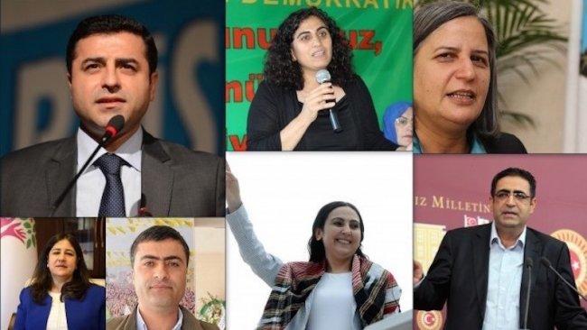 Tutuklu seçilmişlerden 4 Kasım mesajı: 'Tam bir çözülüş ve dağılış sürecindeler'