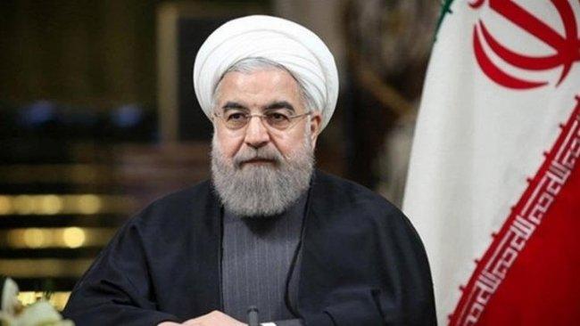 Ruhani: İran, Trump döneminde tarihinde hiç görmediği kadar zor günler geçirdi