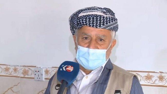 Şehit Peşmerge'nin babasından PKK'ye çağrı