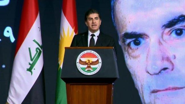 Başkan Neçirvan Barzani: Necmeddin Kerim başı dik ve onurlu yaşadı