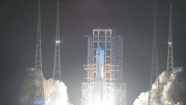 Dünyanın ilk 6G deneme uydusu uzaya gönderildi