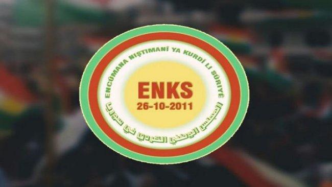 ENKS: PKK'nin yaptığı eylemlere son vermesini umuyoruz
