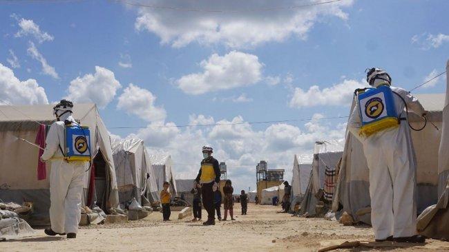 Rojava'da 'insani felaket' uyarısı!