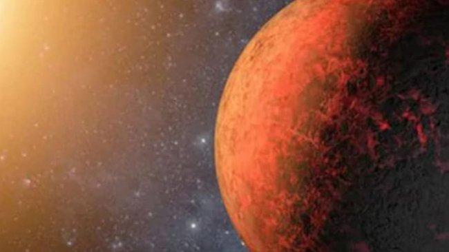 Yeni bir gezegen keşfedildi: Yağmur yerine kaya yağıyor