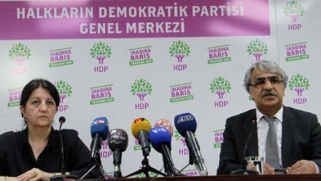 HDP'den Biden ve Harris'e kutlama mesajı
